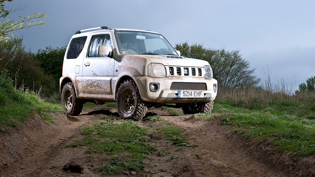 We tested the Suzuki Jimny in top SZ4 trim