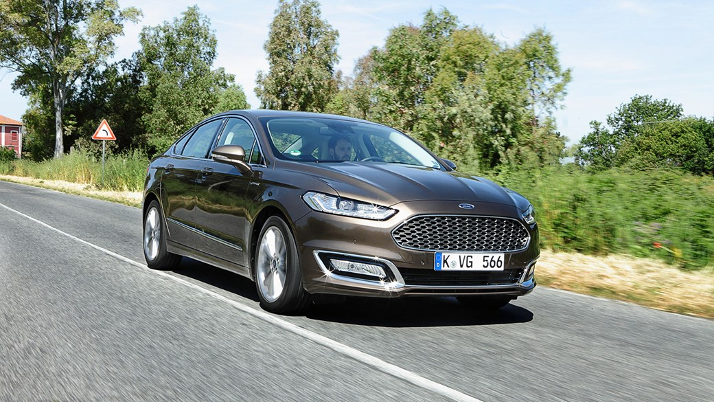 The new Ford Mondeo Vignale: enough to tempt BMW drivers?