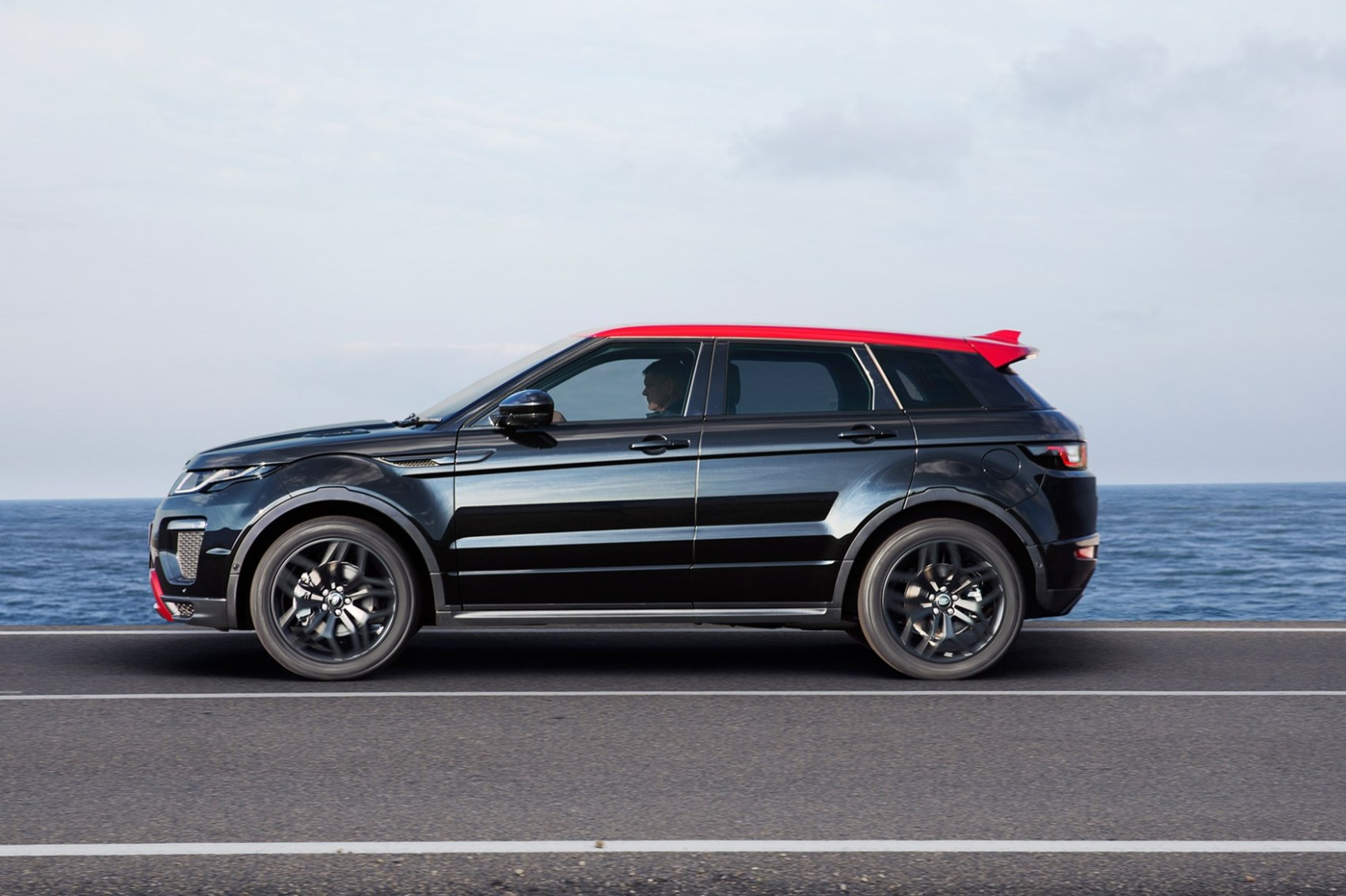Range Rover revamps the Evoque line up now wet grass capable by