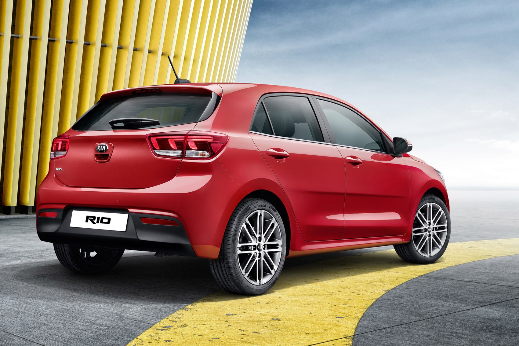 New Kia Rio Revealed Latest On Kia's Upcoming Fiesta