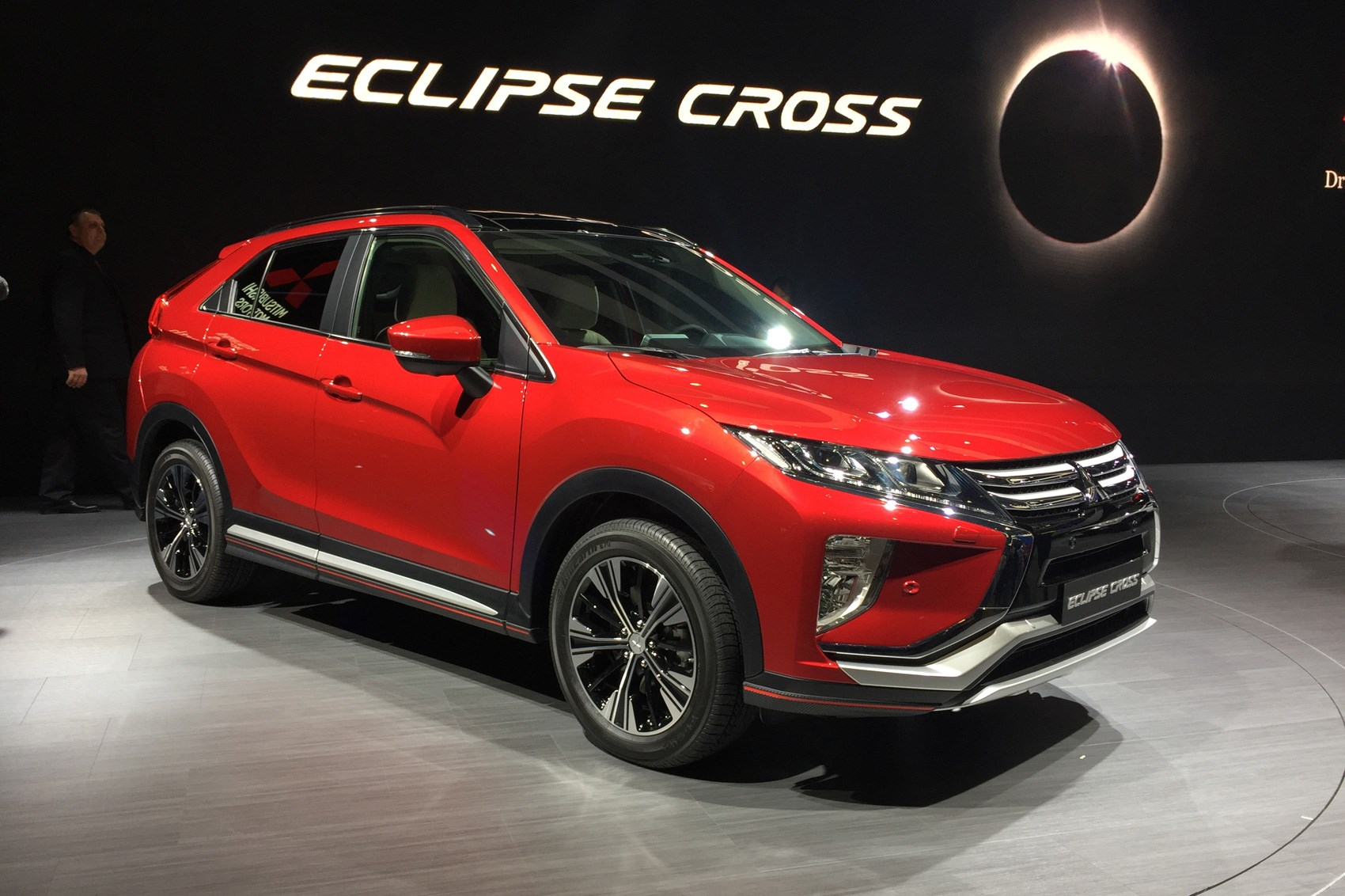Mitsubishi Plays Qashqai Meet The New 2018 Eclipse Cross