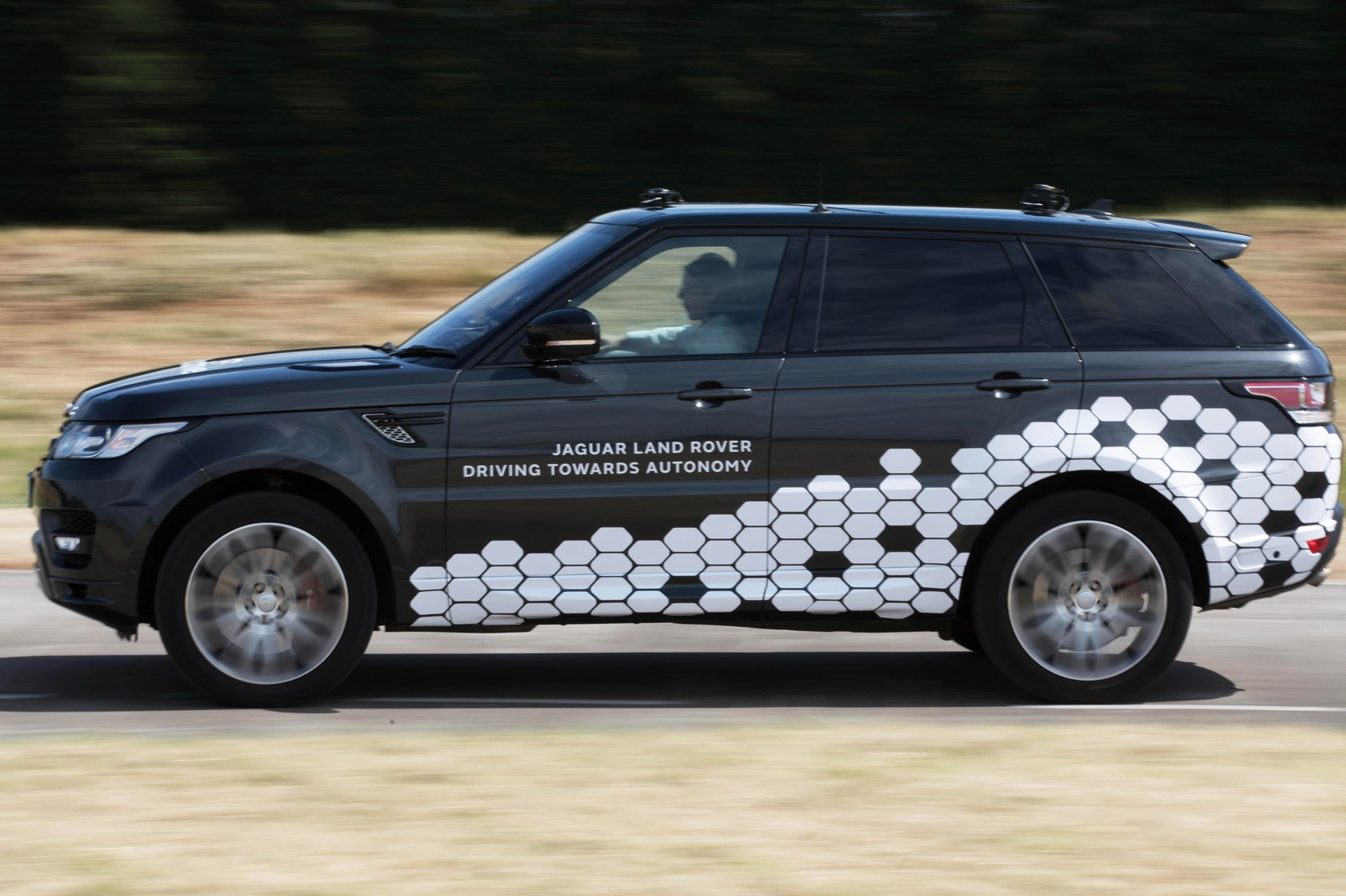 JLR shows off Level 4 self driving tech with new Autonomous