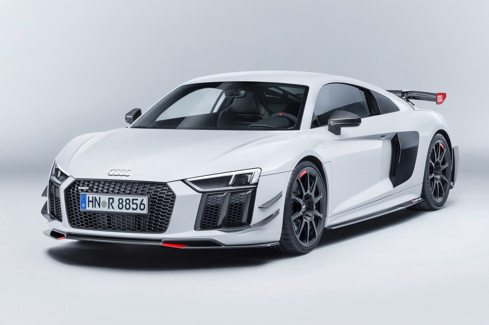 Audi Sport Performance Parts Serve Up Hot Wings And Hotter