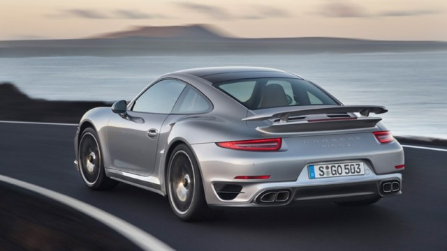 Porsche 911 Turbo S (2014) review