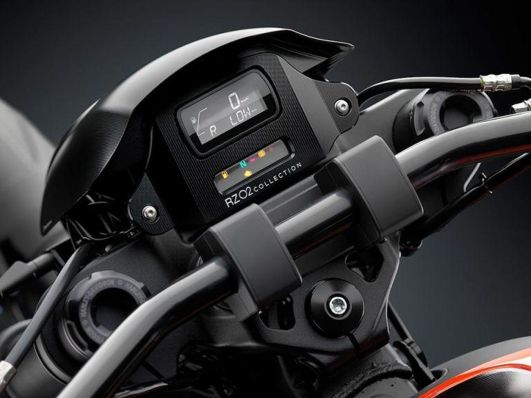 Rizoma et la Harley-Davidson Softail FXDR 114