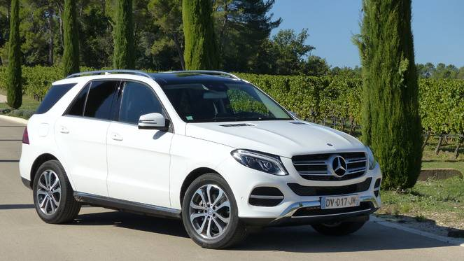 Essai Vido Mercedes GLE Le ML Revisit