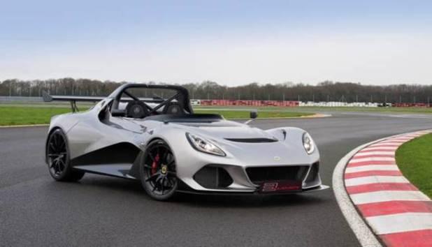 Lotus 3-Eleven : les tarifs dévoilés, la commercialisation lancée