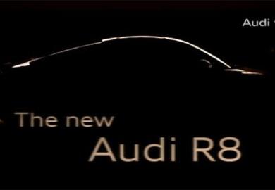 Audi Tease Sa Nouvelle R8 Caradisiac