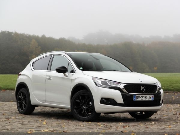 voiture ds ds 4 crossback occasion
