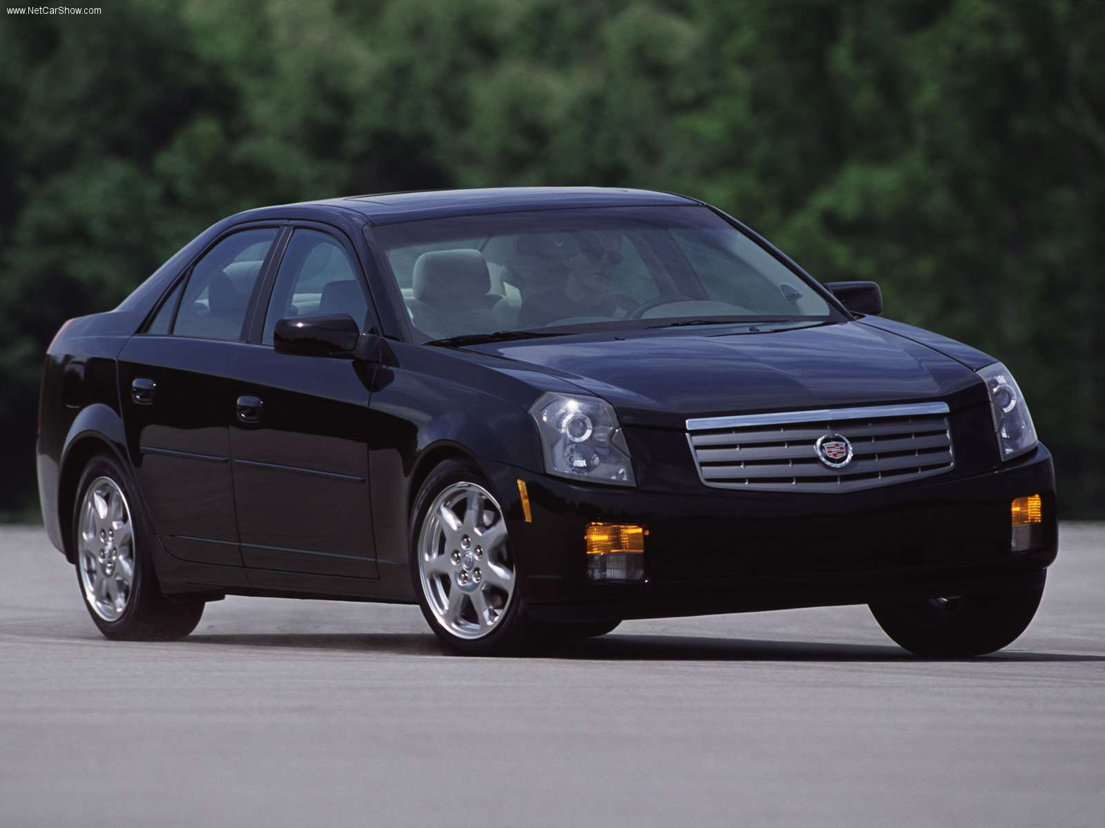 hight resolution of cadillac cts