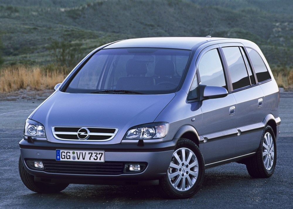 medium resolution of opel zafira