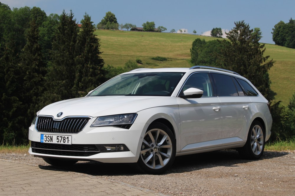 medium resolution of skoda superb 3 combi