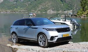 Voiture Land Rover Range Rover Velar Occasion Annonce Land Rover Range Rover Velar La Centrale