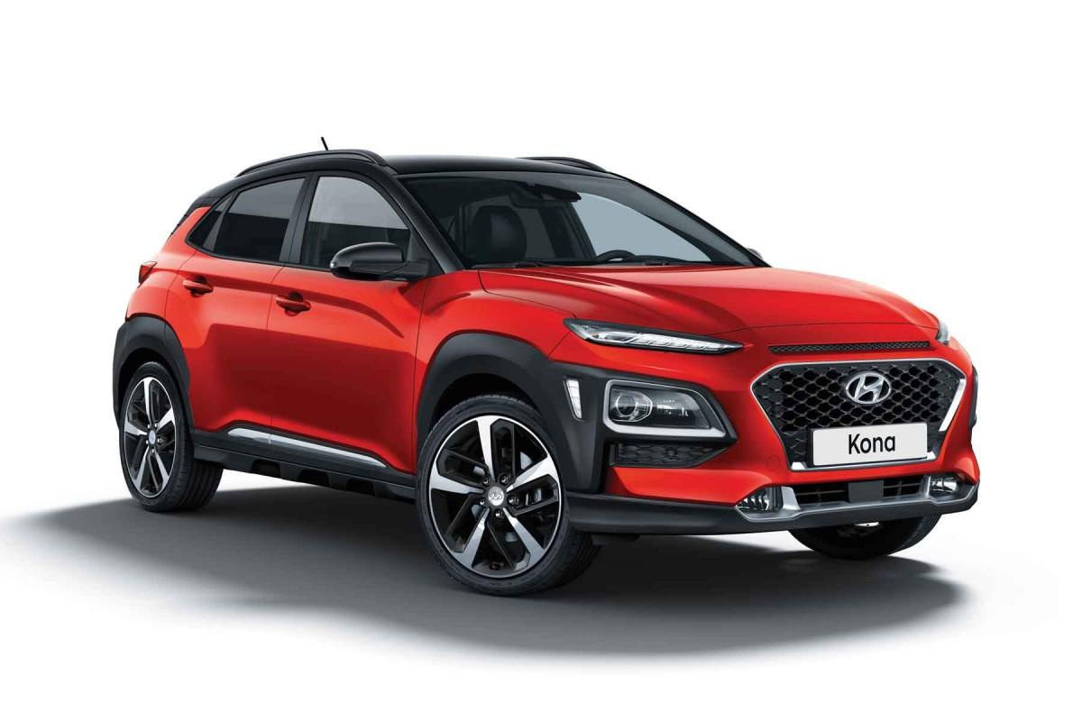 Hyundai Kona Partir De 21 400