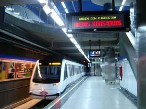 Le mtro de Madrid accueille un projet de gothermie