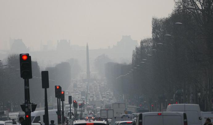 Pollution de lair  Bruxelles critique la France et la menace de sanctions