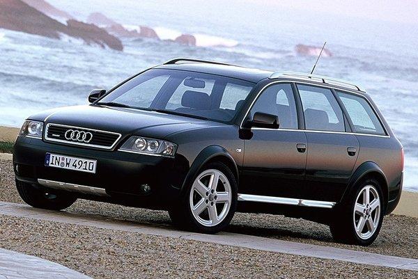 Fiche fiabilit Audi Allroad
