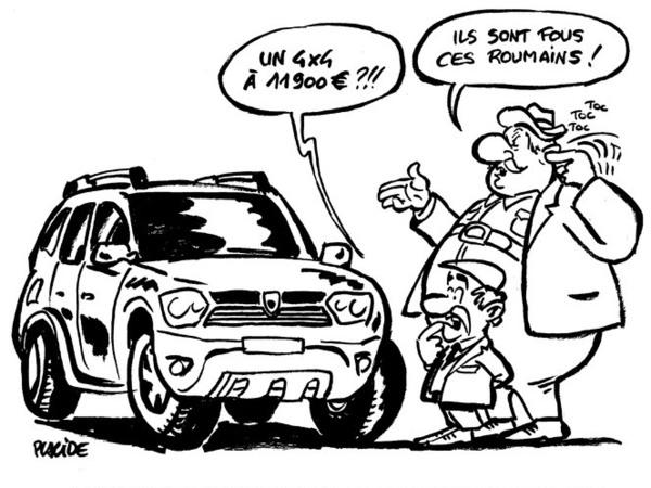 L'automobile, pas si chère