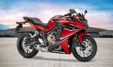 Honda CBR 650F Sports Bike