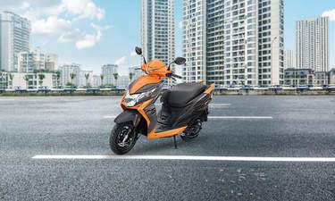 Honda Dio Scooters Bike
