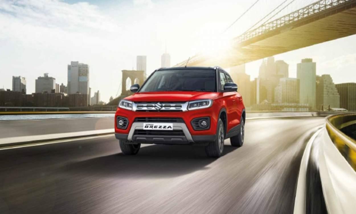 Maruti Suzuki Vitara Brezza Price in India 2020   Reviews. Mileage. Interior. Specifications of Vitara Brezza