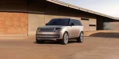 Land Rover Range Rover Price
