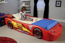 cars lightning mcqueen twin bed with
