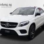 Buy Used Car Suv Mercedes Benz Gle Klasse Gle 43 4matic Coupe Amg 26000 Km At 71800 Chf On Carforyou Ch