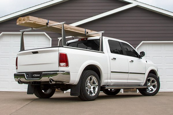 adarac truck bed racks rails for ford