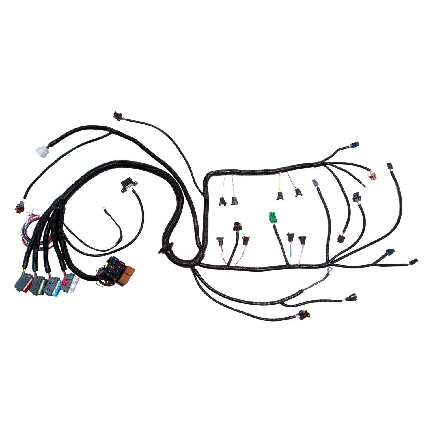 Automotive Wiring Harness Is