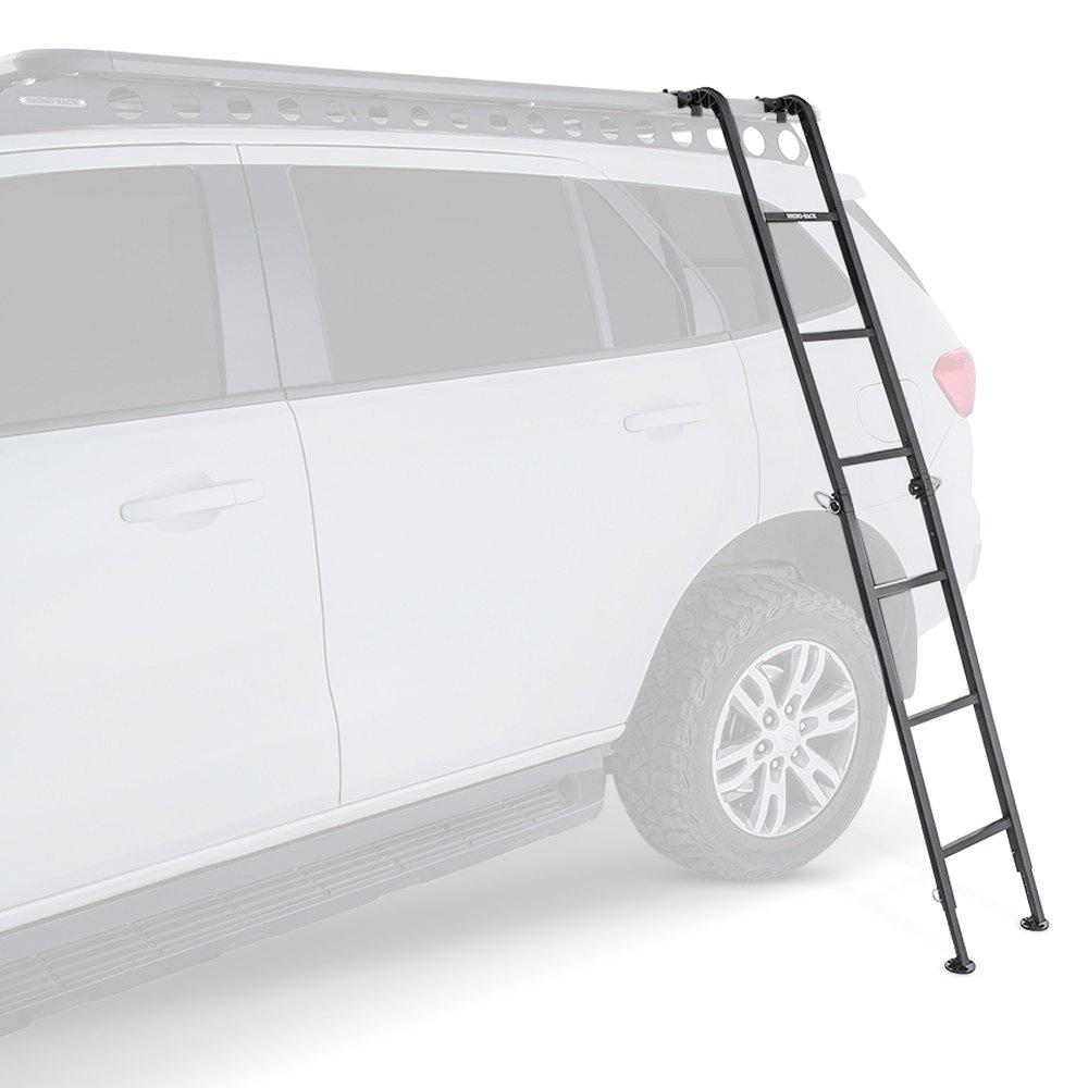 rhino rack rafl aluminium folding ladder