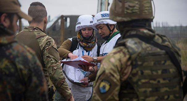 Reviving the OSCE: European Security and the Ukraine Crisis - Carnegie Europe - Carnegie Endowment for International Peace