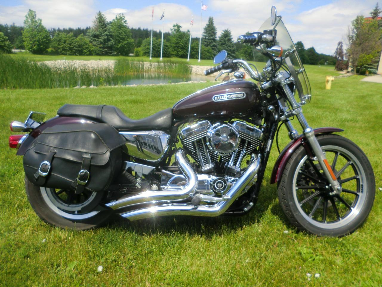 small resolution of used 2007 harley davidson sportster 1200 for sale in blenheim ontario carpages ca