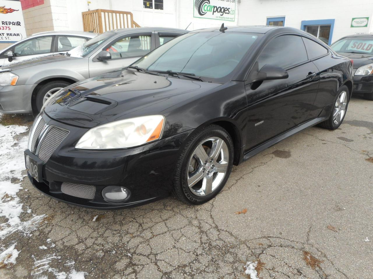 medium resolution of 2008 pontiac g6