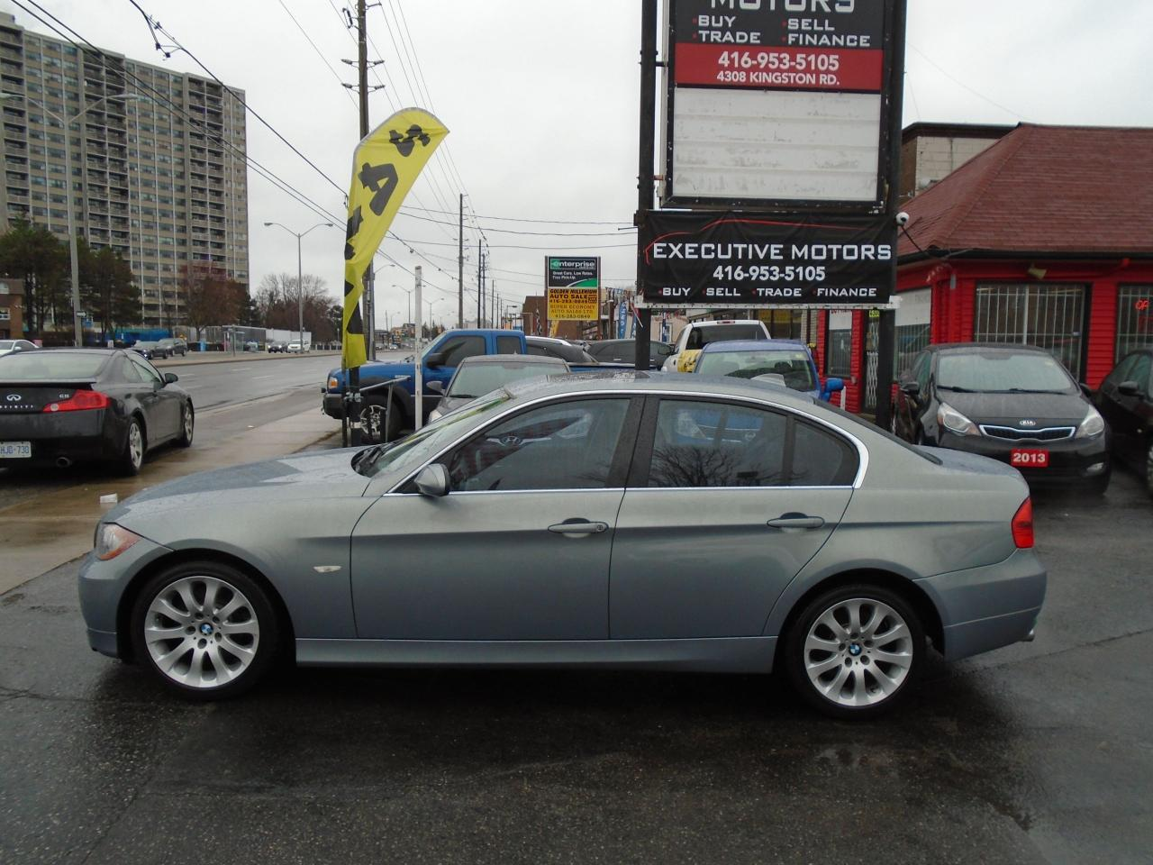 small resolution of used 2006 bmw 3 series 330i mint condition one owner certified for sale in scarborough ontario carpages ca