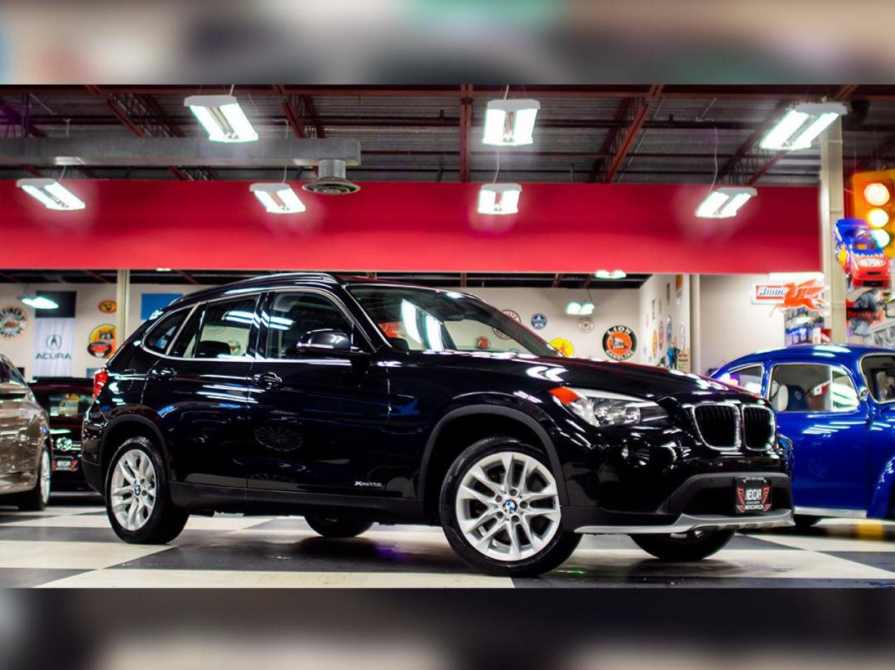 used 2015 bmw x1 x drive aut0 awd leather pano roof p seat 103k for sale in north york ontario carpages ca [ 1080 x 809 Pixel ]