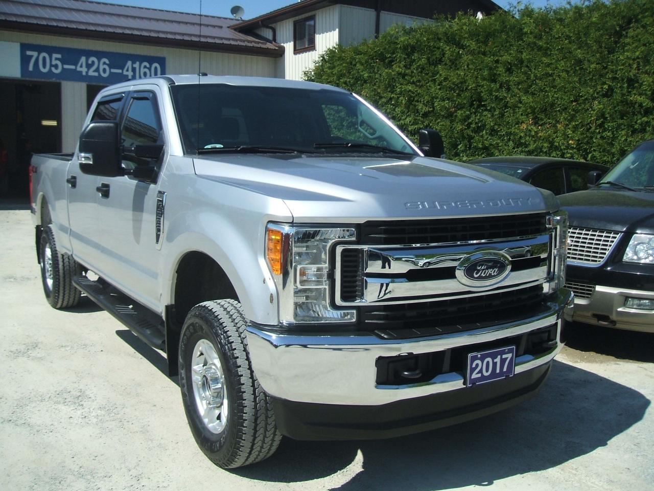 small resolution of used 2017 ford f 350 hd superduty xlt 4x4 crew for sale in beaverton ontario carpages ca