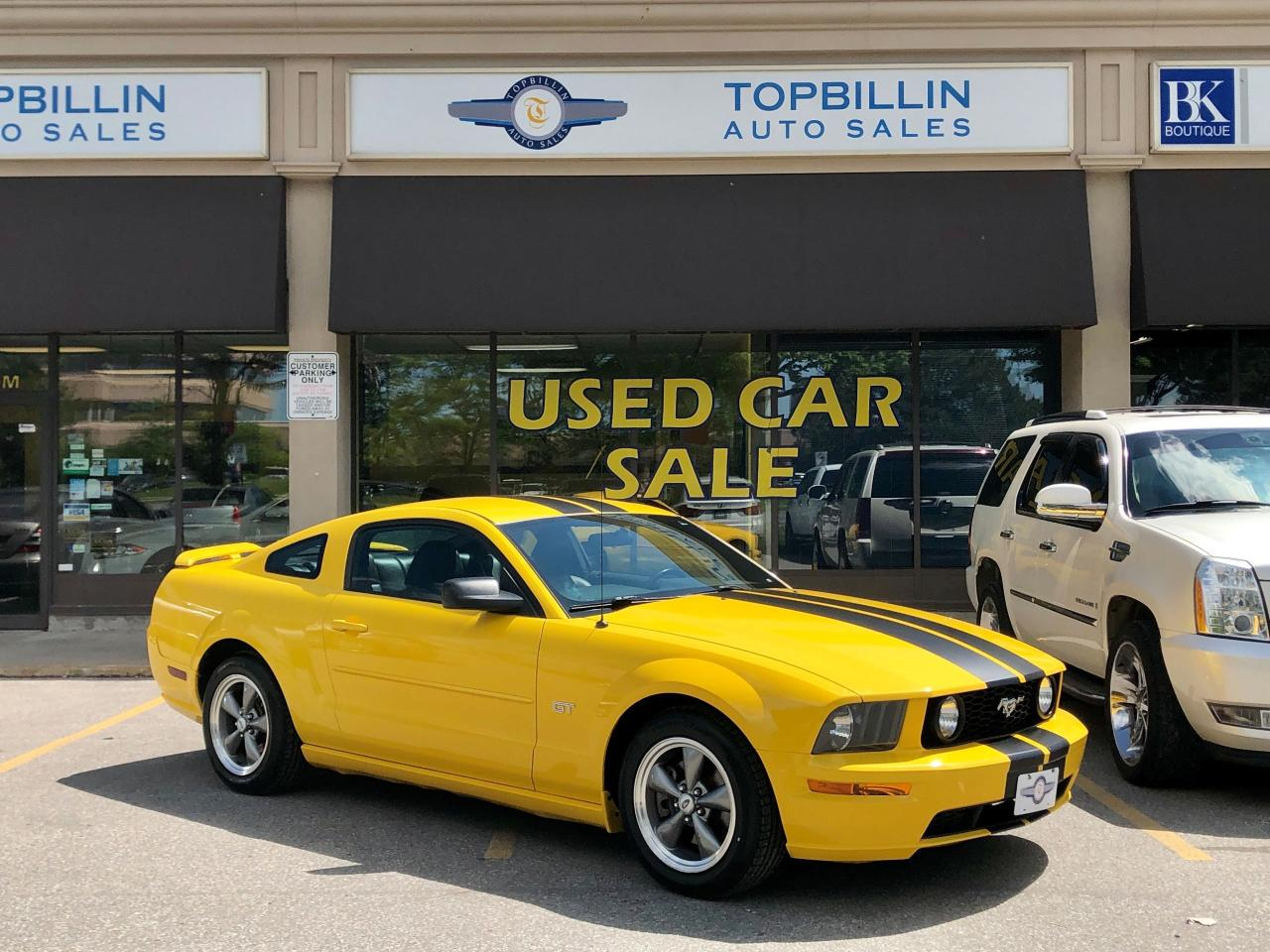 hight resolution of used 2005 ford mustang gt manual 4 brand new tires for sale in vaughan ontario carpages ca