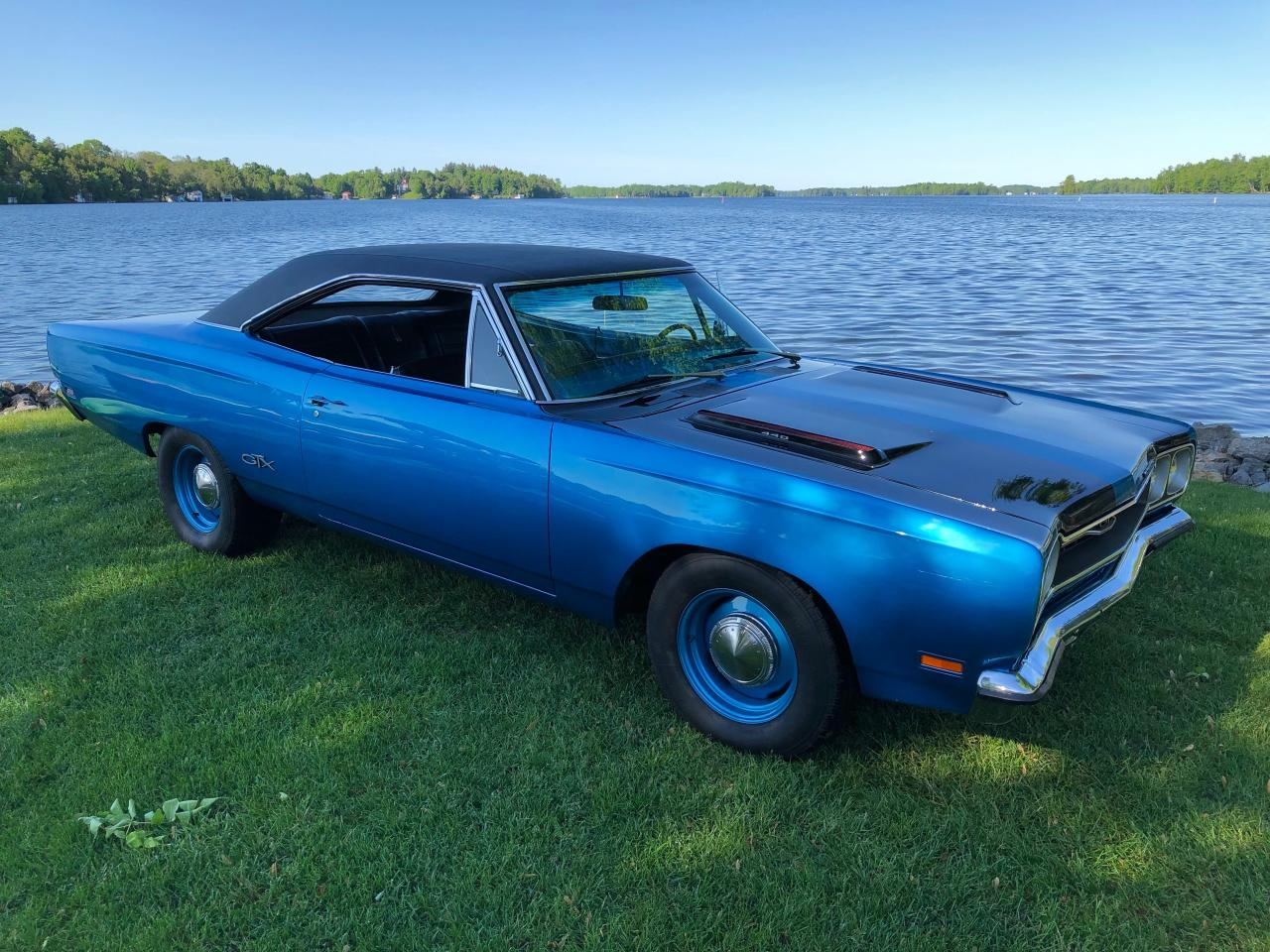 medium resolution of used 1969 plymouth gtx 440 with only 41684 miles for sale in perth ontario carpages ca
