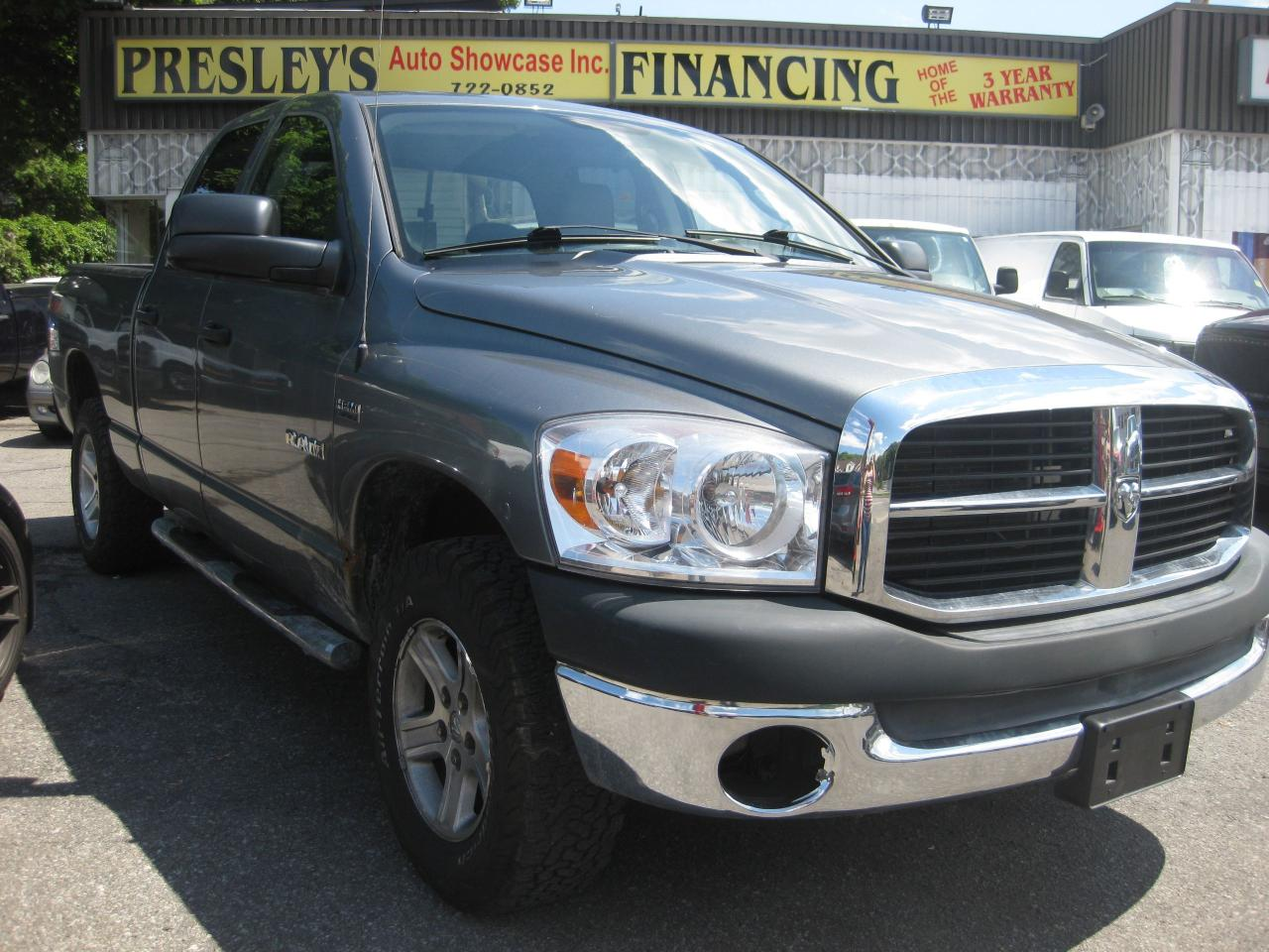 used 2008 dodge ram 1500 crew cab 5 7l 8cyl 4x4 ac 6pass cruise pl pw for sale in ottawa ontario carpages ca [ 1280 x 960 Pixel ]