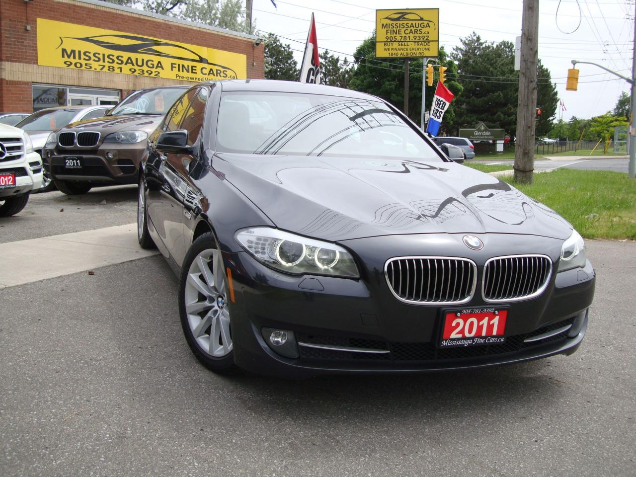 used 2011 bmw 528i a no accident local leather sunroof for sale in etobicoke ontario carpages ca [ 1280 x 960 Pixel ]