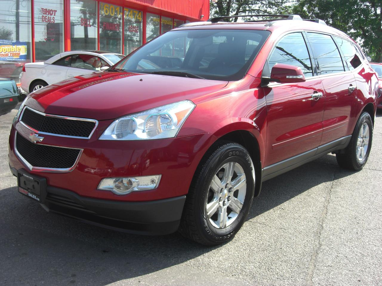 medium resolution of 2012 chevrolet traverse