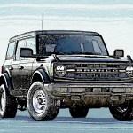 2021 Ford Bronco What S Each Trim Level Of The Bronco Bringin News Cars Com