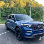 How Well Does The 2020 Ford Explorer Tow A Camper Trailer News Cars Com