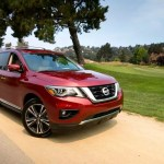 2017 Nissan Pathfinder Review First Drive News Cars Com