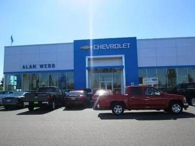 Alan Webb Chevrolet In Vancouver Including Address, Phone