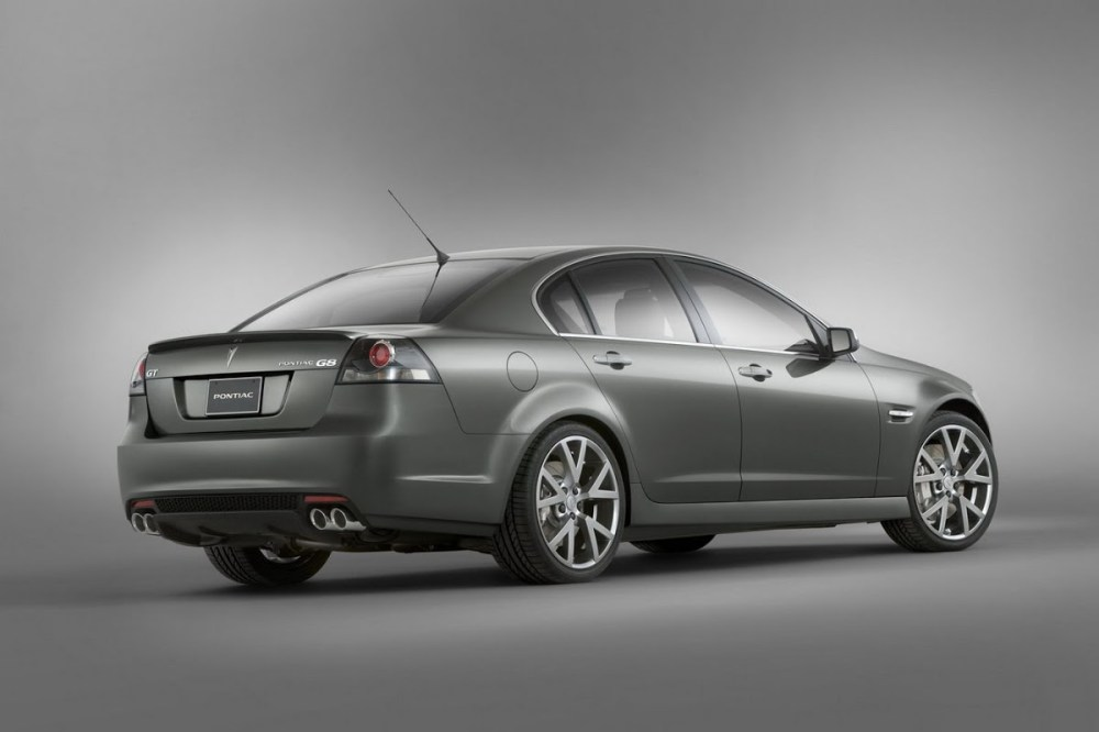 medium resolution of press release all new g8 accelerates new era of rear wheel drive performance at pontiac