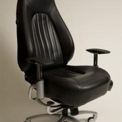 Ferrari Office Chair High Back Arm Sportscar Chairs Made From Lamborghini Porsche And Corvette Seats