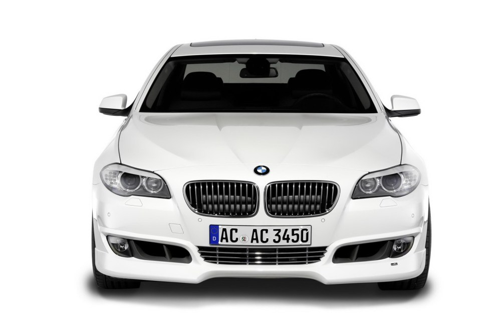 medium resolution of ac schnitzer gives the 2011 bmw 5 series f10 more show and go carscoops