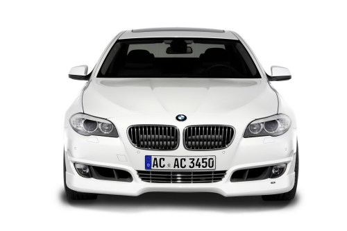 small resolution of ac schnitzer gives the 2011 bmw 5 series f10 more show and go carscoops